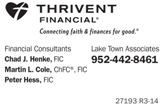 Thrivent Financial image.